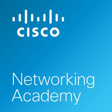 Логотип сетевой академии Cisco