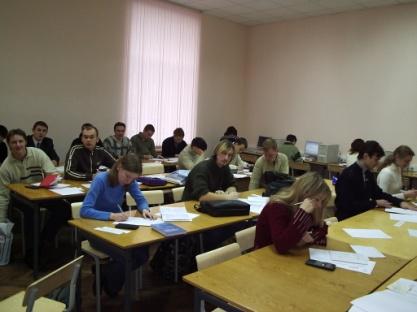 Первый набор специальности 210403 «Защищенные системы связи»