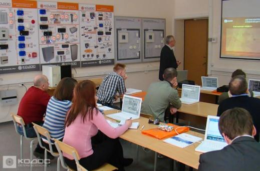 Ст.преп. Прудников С.В. на занятиях, проведение семинара по объектовой безопасности