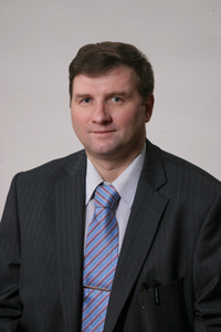 Head of  Department SCS(8.10.2015), Candidate of Engineering Sciences, Associate Professor A.V. Krasov