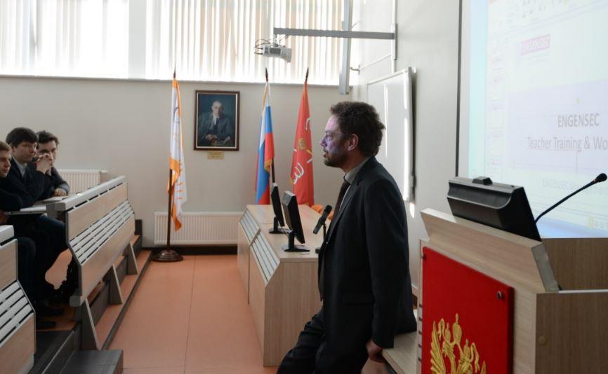 Проведение международного тренинга преподавателей для всех вузов участников программы на базе кафедры ЗСС