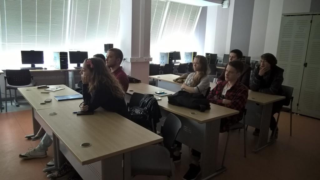 Представитель компании SearchInform провел практическое занятие для студентов кафедры ЗСС